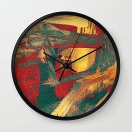 Boi de Piranha Wall Clock