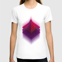 sacred geometry T-shirts featuring Sacred Geometry by JonJon