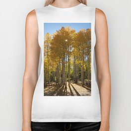 Autumn Blaze outside of Crested Butte, Colorado for #Society6 Biker Tank