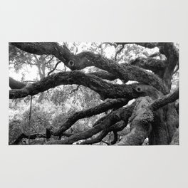 Angel Oak Tree Rug