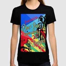 Rasta Reggae One Love Party T-shirt