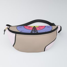 Worry Fanny Pack