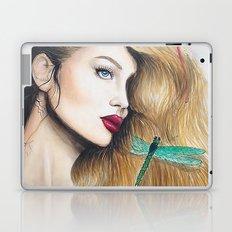 Time (close up) Laptop & iPad Skin