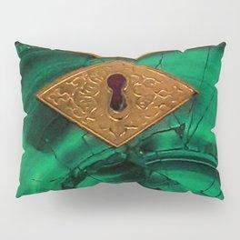 Malachite Box 4 Pillow Sham