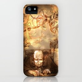 A Christmas Carol iPhone Case