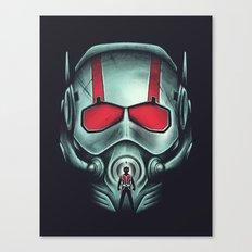 Ant-hero Canvas Print
