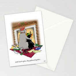 Peace on Hearth Stationery Cards