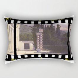 Old Hollywood Hills Rectangular Pillow