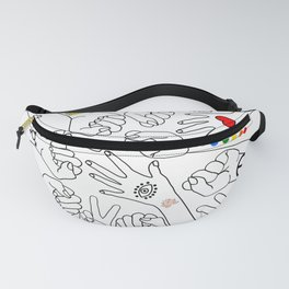Equality Fanny Pack
