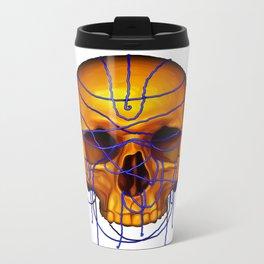 Bare Beauty #3 Metal Travel Mug