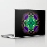 celtic Laptop & iPad Skins featuring Celtic Planet.... by Cherie DeBevoise