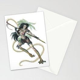Marukyd - Warrior Stationery Cards