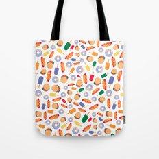 BP 70 Fast Food Tote Bag