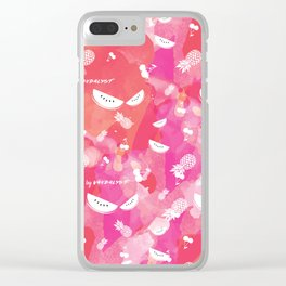 Fruits Clear iPhone Case