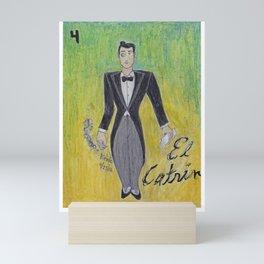 El Catrin Mini Art Print