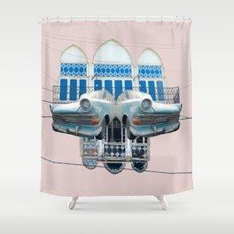 Trisex - Gemmayzeh Shower Curtain