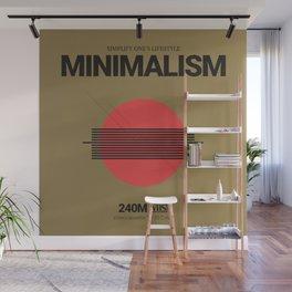 MINIMALISM #1 Wall Mural