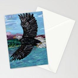 Soar Like An Eagle Stationery Cards