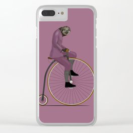 They Call Me Mr Supersonic Clear iPhone Case