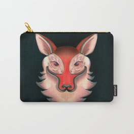 Fox Rabbit Carry-All Pouch