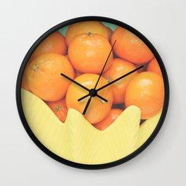 Cuties Wall Clock