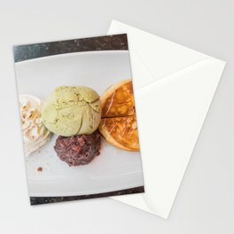 Ice Cream Stationery Cards