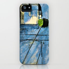 View of Notre Dame - Digital Remastered Edition iPhone Case