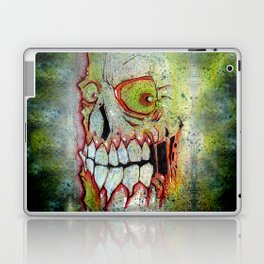 the SKULL Laptop & iPad Skin