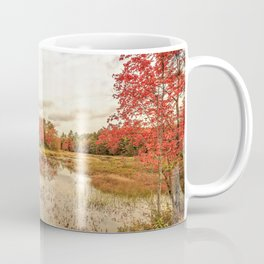 Autumn Fall Foliage Grantham New Hampshire Coffee Mug