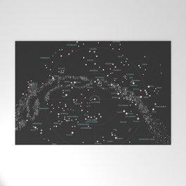 Norra Stjärnhimlen Welcome Mat