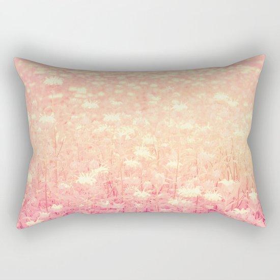 PINK PRAIRIE Rectangular Pillow