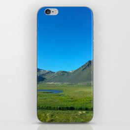 Beautiful Iceland iPhone Skin