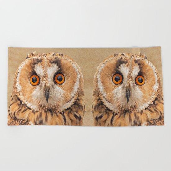OWLIFY Beach Towel
