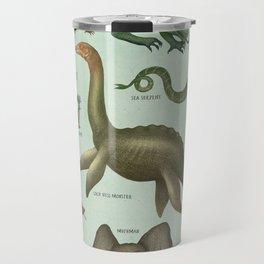 CRYPTIDS Travel Mug