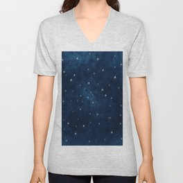 Whispers in the Galaxy Unisex V-Neck