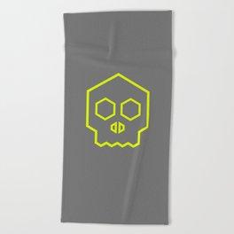 Hex Beach Towel
