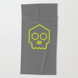 Hex Beach Towel