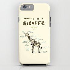 Anatomy of a Giraffe iPhone 6 Tough Case