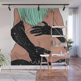 Wiggle wiggle Wall Mural