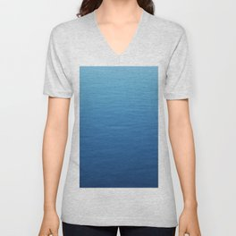 Where did all the waves go? Unisex V-Neck