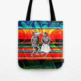 PastPresent Calaveras Tote Bag