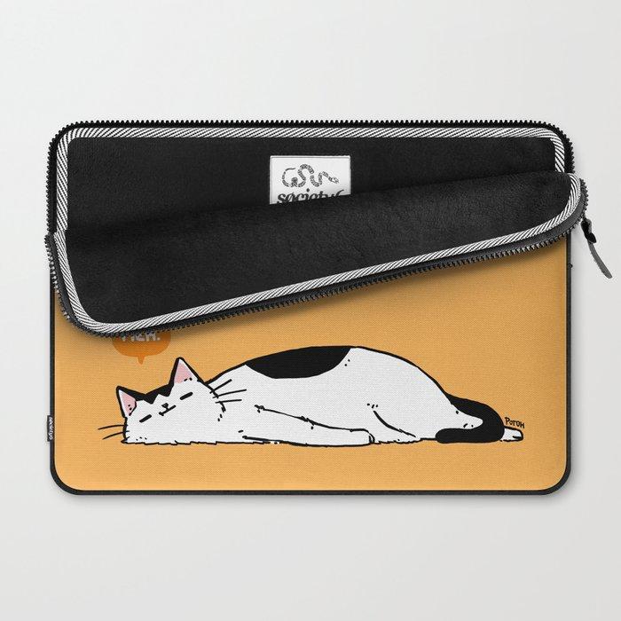 Lazy Laptop Sleeve