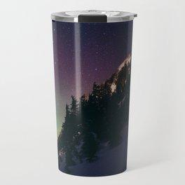 Deer Mountain Northern Lights Travel Mug