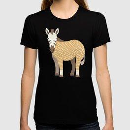 Whimsical Zebra T-shirt