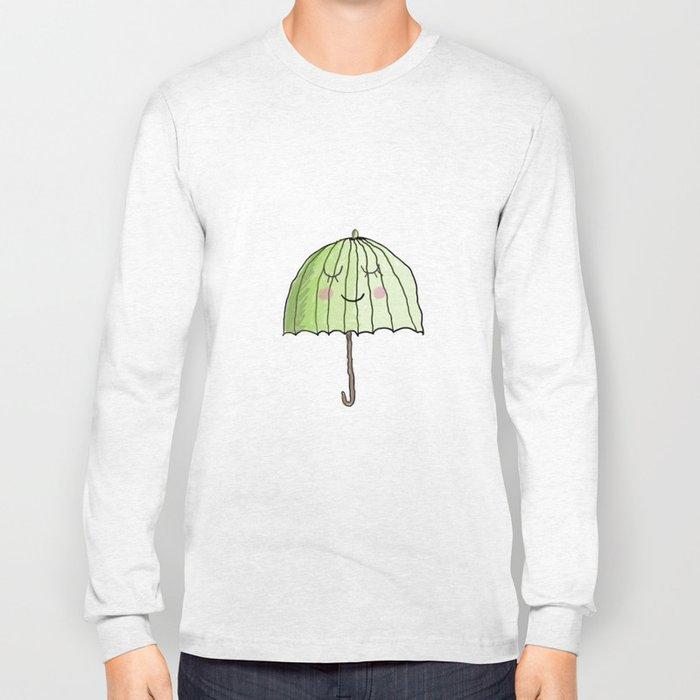 cute UMBRELLA Long Sleeve T-shirt