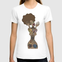 ink my hole body T-shirt