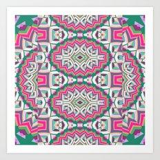 Mix #217 Art Print