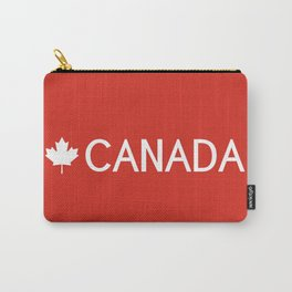 Canada: Maple Leaf Carry-All Pouch