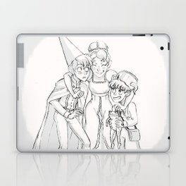 Over the Garden Wall - Beatrice and her Boys Laptop & iPad Skin