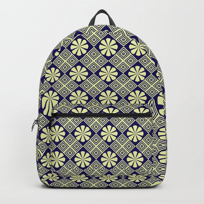 Pattern 82 Backpack